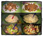 Jedlá a obložené misy